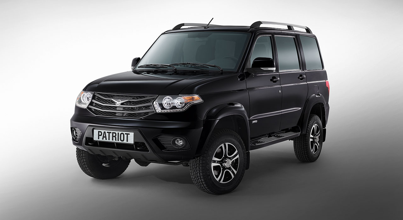 New Honda Suv >> UAZ announces the sales start of the new generation UAZ PATRIOT