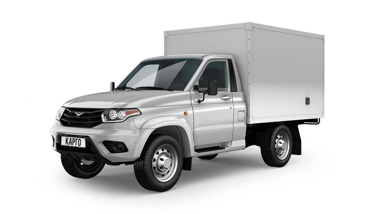 УАЗ увеличил свою долю на рынке коммерческих автомобилей на 7,5%