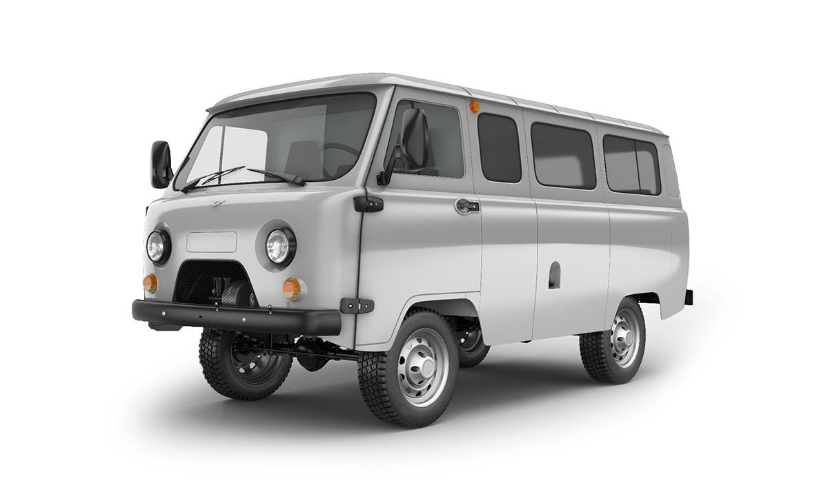 УАЗ объявляет о старте производства обновленных коммерческих автомобилей