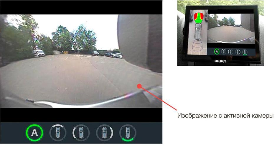Представлена тестовая версия УАЗ Патриот с электронной системой кругового обзора