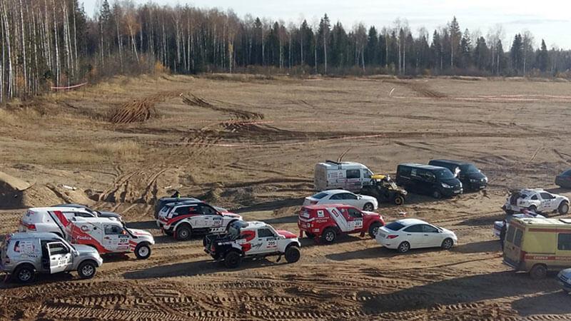 Где УАЗ быстрее Mitsubishi? На финальном этапе Кубка России по ралли-рейдам!