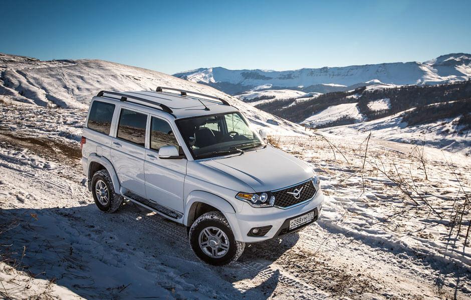 Инкассаторы Узбекистана получили новые автомобили УАЗ