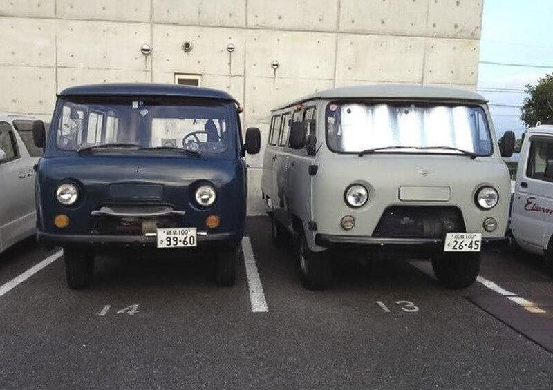 Японцы подражают ульяновской «буханке», переделывая свои автомобили