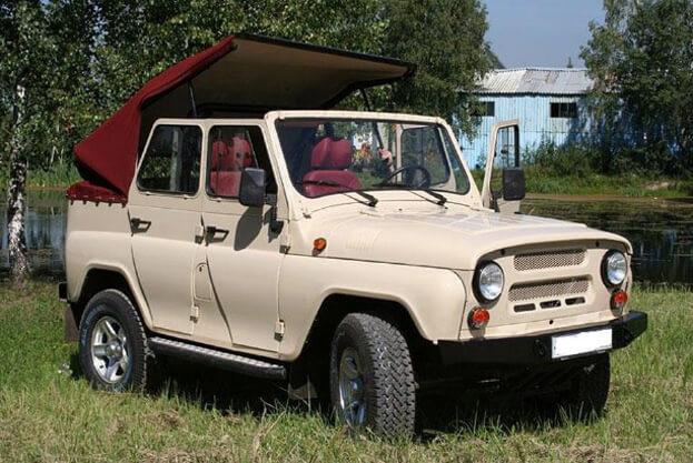 Как автовладельцы переделывают машины Ульяновского автозавода