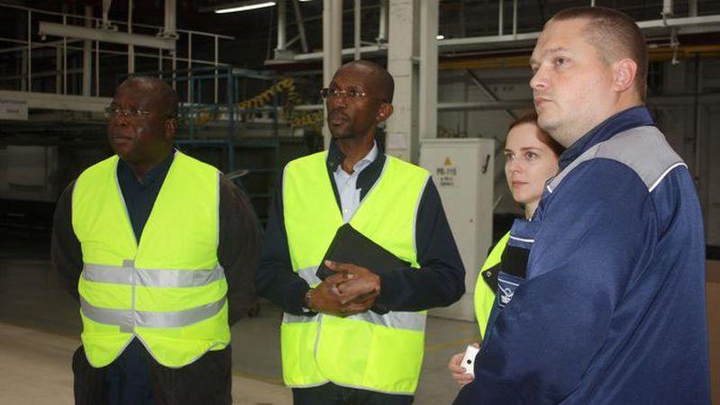 УАЗ развивает партнерство с Республикой Кот-д'Ивуар