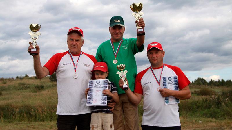 Гонщик Ульяновского автозавода победил вVIэтапе чемпионата России поавтокроссу
