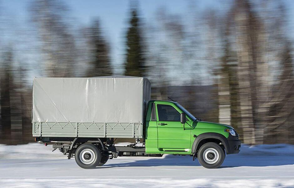 УАЗ вторгся в сегмент легких грузовиков