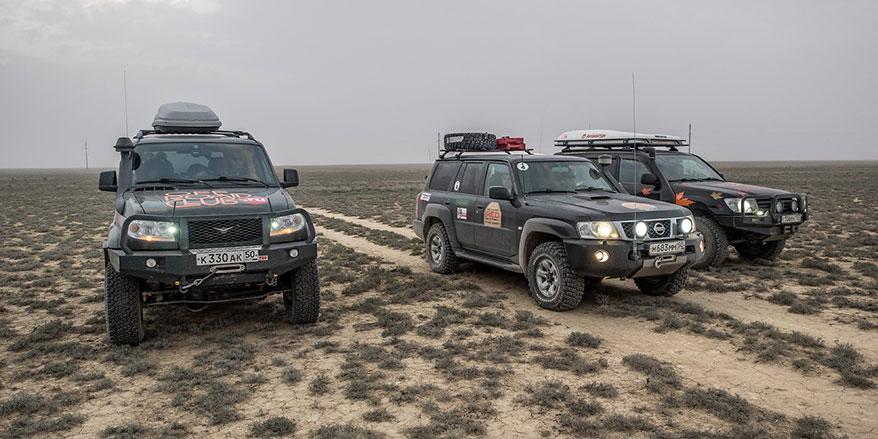 Экспедиция «Узбекистан-2014»