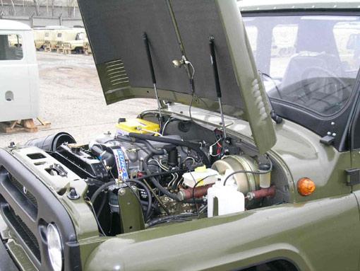 какой уаз хантер лучше дизельный либо бензиновый по обслуживанию